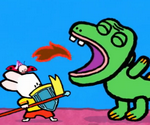 Didou, dessine-moi un dragon