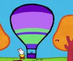 Didou, dessine-moi une montgolfière