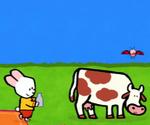 Didou, dessine-moi une vache