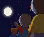 La nuit à la belle étoile
