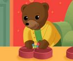 Petit Ours brun aime trop les bonbons