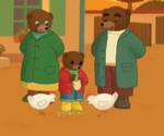Petit Ours brun découvre la ferme