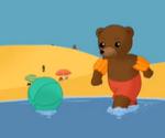 Petit Ours Brun découvre la mer