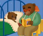 Petit Ours brun n'a pas sommeil